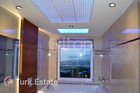 آپارتمان 1+4  در  در Alanya, Antalya, ترکیه شماره 1056 - 34