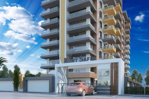 آپارتمان 1+1  در  در Mahmutlar, Antalya, ترکیه شماره 2027 - 2