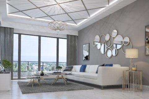 آپارتمان 1+1  در  در Mahmutlar, Antalya, ترکیه شماره 2027 - 12
