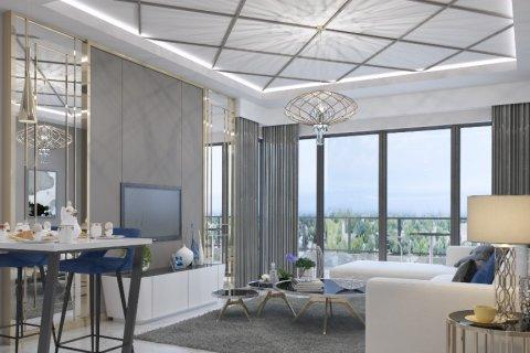 آپارتمان 1+1  در  در Mahmutlar, Antalya, ترکیه شماره 2027 - 16
