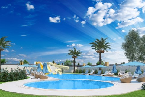 آپارتمان 1+1  در  در Mahmutlar, Antalya, ترکیه شماره 2027 - 5