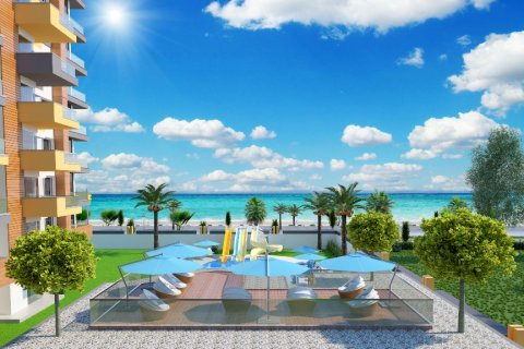 آپارتمان 1+1  در  در Mahmutlar, Antalya, ترکیه شماره 2027 - 4