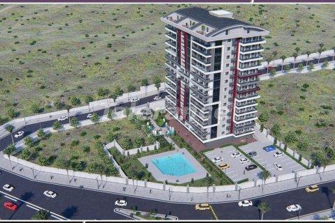 آپارتمان 1+6  در  در Mahmutlar, Antalya, ترکیه شماره 3222 - 3