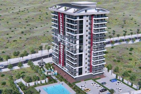آپارتمان 1+6  در  در Mahmutlar, Antalya, ترکیه شماره 3222 - 2