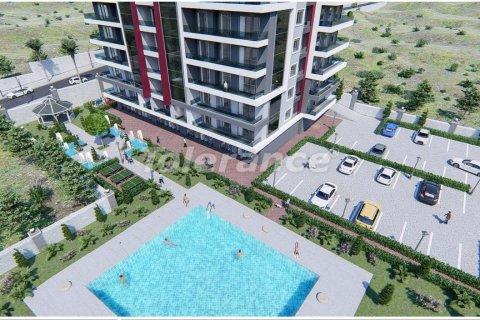 آپارتمان 1+6  در  در Mahmutlar, Antalya, ترکیه شماره 3222 - 5