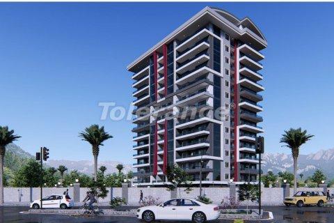 آپارتمان 1+6  در  در Mahmutlar, Antalya, ترکیه شماره 3222 - 1