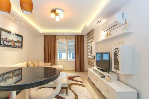 آپارتمان 1+1  در  در Mahmutlar, Antalya, ترکیه شماره 4057 - 13