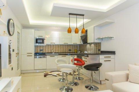 آپارتمان 1+1  در  در Mahmutlar, Antalya, ترکیه شماره 4057 - 6