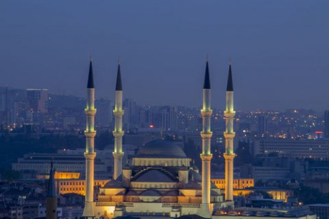 Мечети Турции
