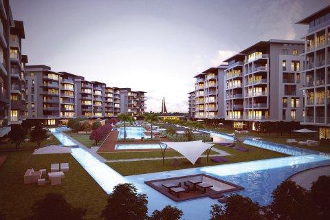 4+1 Bolig kompleks i Konyaalti, Antalya, Tyrkia Nr. 4454 - 1