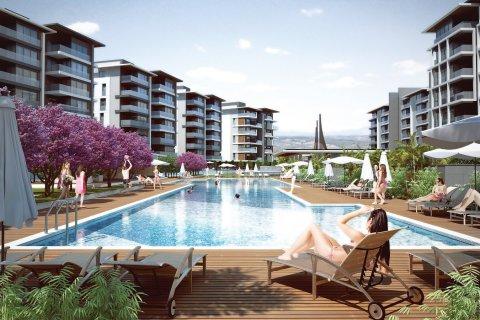 4+1 Bolig kompleks i Konyaalti, Antalya, Tyrkia Nr. 4454 - 3
