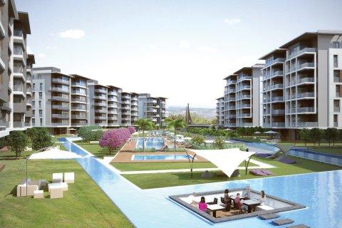 4+1 Bolig kompleks i Konyaalti, Antalya, Tyrkia Nr. 4454 - 2