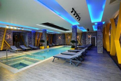 1+1 Lägenhet i Avsallar, Antalya, Turkiet Nr. 2735 - 12