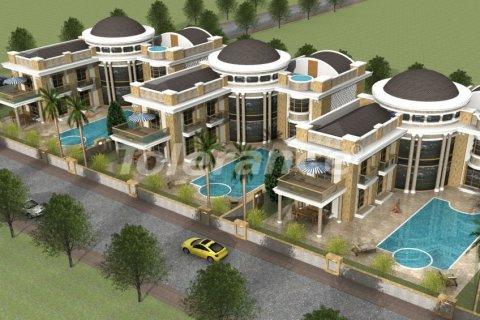 5+1 Villa i Belek, Antalya, Turkiet Nr. 3532 - 6