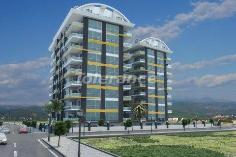4+1 Lägenhet i Alanya, Antalya, Turkiet Nr. 3032 - 3