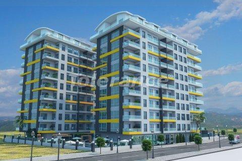 4+1 Lägenhet i Alanya, Antalya, Turkiet Nr. 3032 - 1
