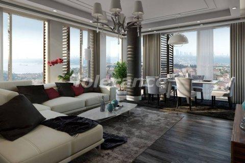 2+1 Lägenhet i Istanbul, istanbul, Turkiet Nr. 4249 - 9