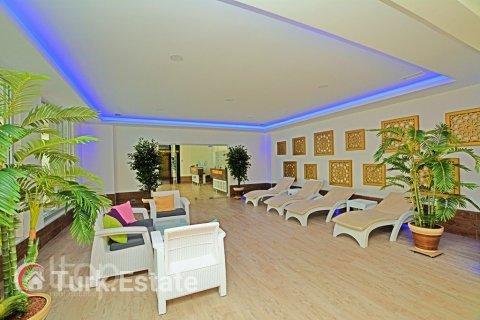 Продажа квартиры в Аланье, Анталья, Турция студия, 60м2, №1001 – фото 36