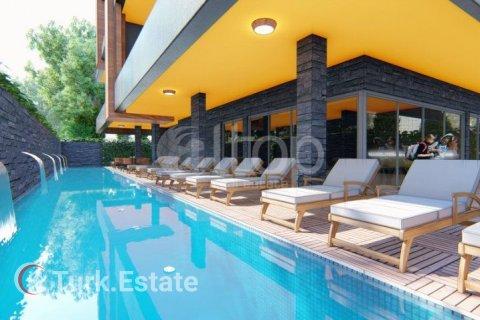 Продажа квартиры в Аланье, Анталья, Турция студия, 53м2, №832 – фото 1