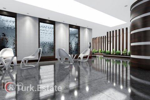 Продажа квартиры в Махмутларе, Анталья, Турция студия, 65м2, №718 – фото 18