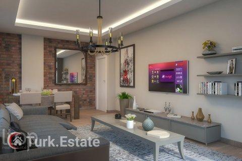 Продажа квартиры в Махмутларе, Анталья, Турция студия, 55м2, №411 – фото 21