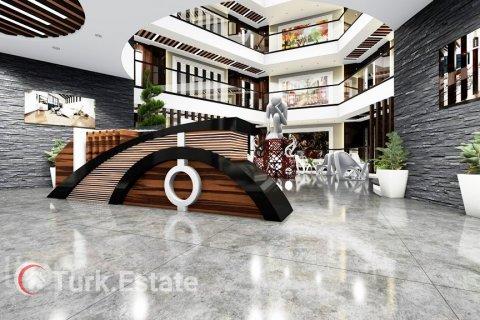 Продажа квартиры в Махмутларе, Анталья, Турция студия, 65м2, №718 – фото 22