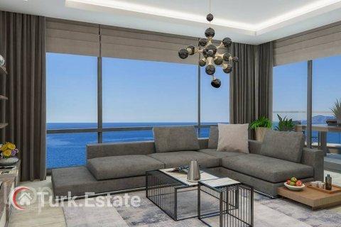 Продажа квартиры в Аланье, Анталья, Турция студия, 67м2, №708 – фото 45