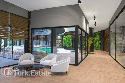 Продажа квартиры в Аланье, Анталья, Турция студия, 62м2, №334 – фото 16