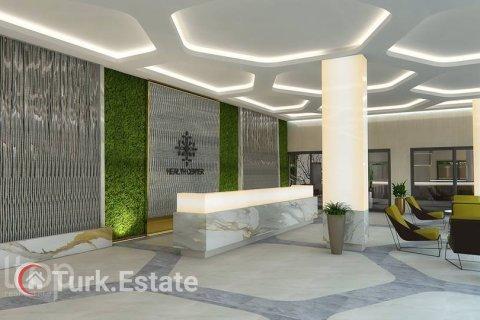 Продажа квартиры в Аланье, Анталья, Турция студия, 67м2, №708 – фото 37