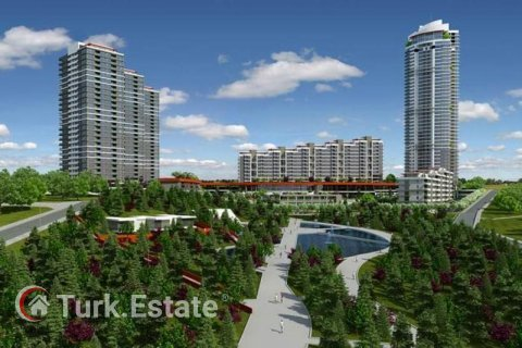 Жилой комплекс Incek Prestij в Анкаре, Турция №1883 – фото 3