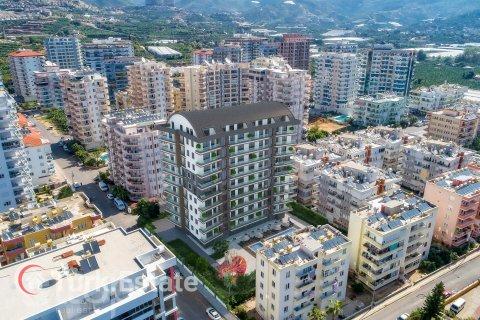 Продажа квартиры в Махмутларе, Анталья, Турция студия, 55м2, №411 – фото 12