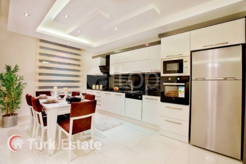 Продажа квартиры в Аланье, Анталья, Турция студия, 63м2, №1052 – фото 37