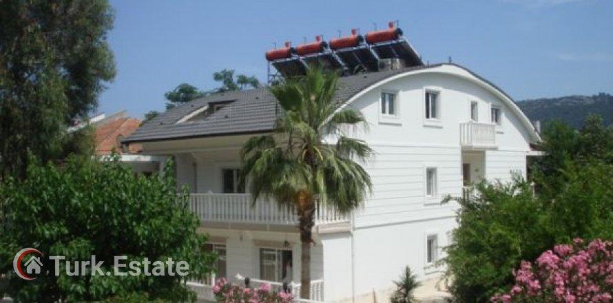 Квартира 3-х ком. в Кемере, Анталья, Турция №1174