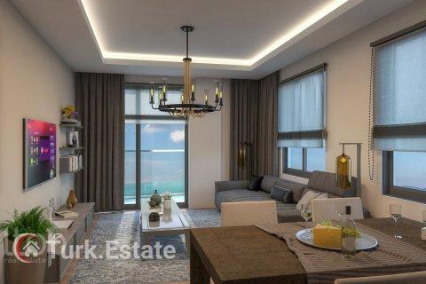 Продажа квартиры в Махмутларе, Анталья, Турция студия, 55м2, №411 – фото 20