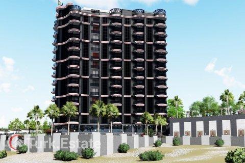Продажа квартиры в Махмутларе, Анталья, Турция студия, 65м2, №718 – фото 3