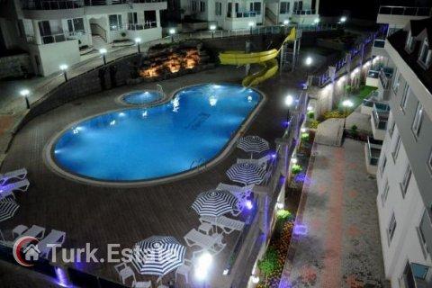 Продажа квартиры в Аланье, Анталья, Турция студия, 55м2, №1147 – фото 10