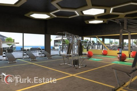 Продажа квартиры в Аланье, Анталья, Турция студия, 67м2, №708 – фото 42