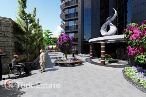 Продажа квартиры в Махмутларе, Анталья, Турция студия, 65м2, №718 – фото 4