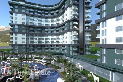 Продажа квартиры в Махмутларе, Анталья, Турция студия, 55м2, №527 – фото 2