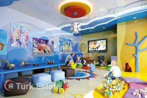 Продажа квартиры в Кестеле, Анталья, Турция студия, 38м2, №1133 – фото 12