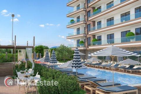 Продажа квартиры в Махмутларе, Анталья, Турция студия, 55м2, №411 – фото 4