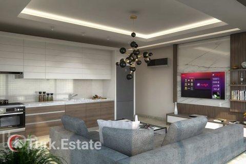 Продажа квартиры в Аланье, Анталья, Турция студия, 67м2, №708 – фото 47