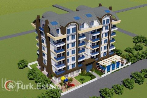 Квартира 1-х ком. в Махмутларе, Турция №1225 - 4