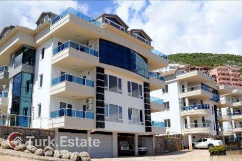 Продажа квартиры в Аланье, Анталья, Турция студия, 55м2, №1147 – фото 4
