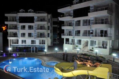 Продажа квартиры в Аланье, Анталья, Турция студия, 55м2, №1147 – фото 12