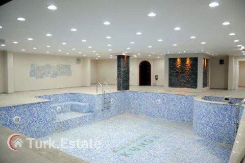 Продажа квартиры в Аланье, Анталья, Турция студия, 55м2, №1147 – фото 13
