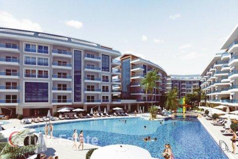 Продажа квартиры в Кестеле, Анталья, Турция студия, 38м2, №1133 – фото 1