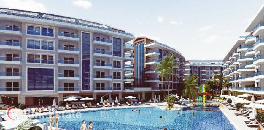 Квартира 1-х ком. в Кестеле, Анталья, Турция №1133