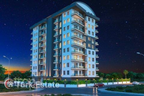 Продажа квартиры в Махмутларе, Анталья, Турция студия, 55м2, №411 – фото 5