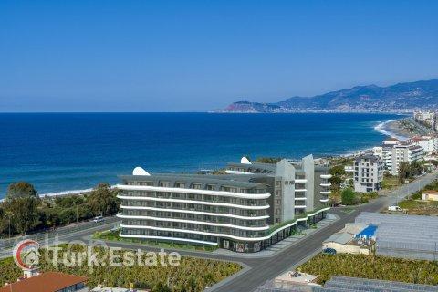 Продажа квартиры в Аланье, Анталья, Турция студия, 62м2, №334 – фото 6